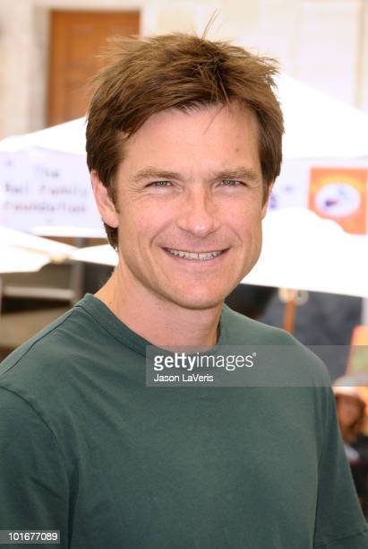 Actor Jason Bateman attends the 4th annual Kidstock Music Arts Festival at Greystone Mansion on June 6 2010 in Beverly Hills California
