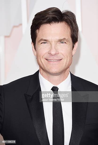 Actor Jason Bateman attends the 87th Annual Academy Awards at Hollywood Highland Center on February 22 2015 in Hollywood California
