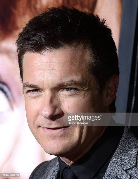 """Actor Jason Bateman attends the premiere Of Universal Pictures' """"Identity Thief"""" on February 4, 2013 in Westwood, California."""