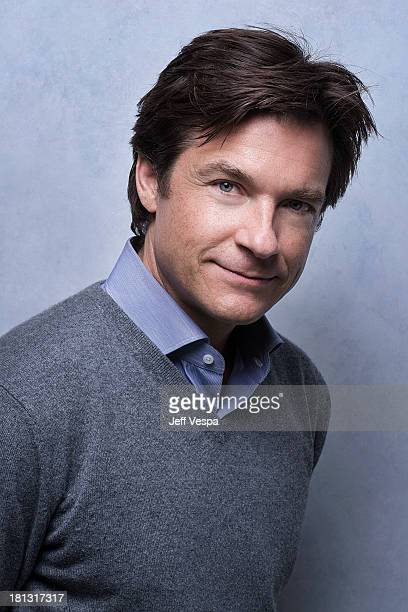 Actor Jason Bateman is photographed at the Toronto Film Festival on September 6 2013 in Toronto Ontario