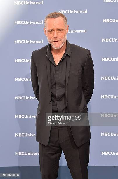 Actor Jason Beghe attends the NBCUniversal 2016 Upfront Presentation on May 16 2016 in New York New York