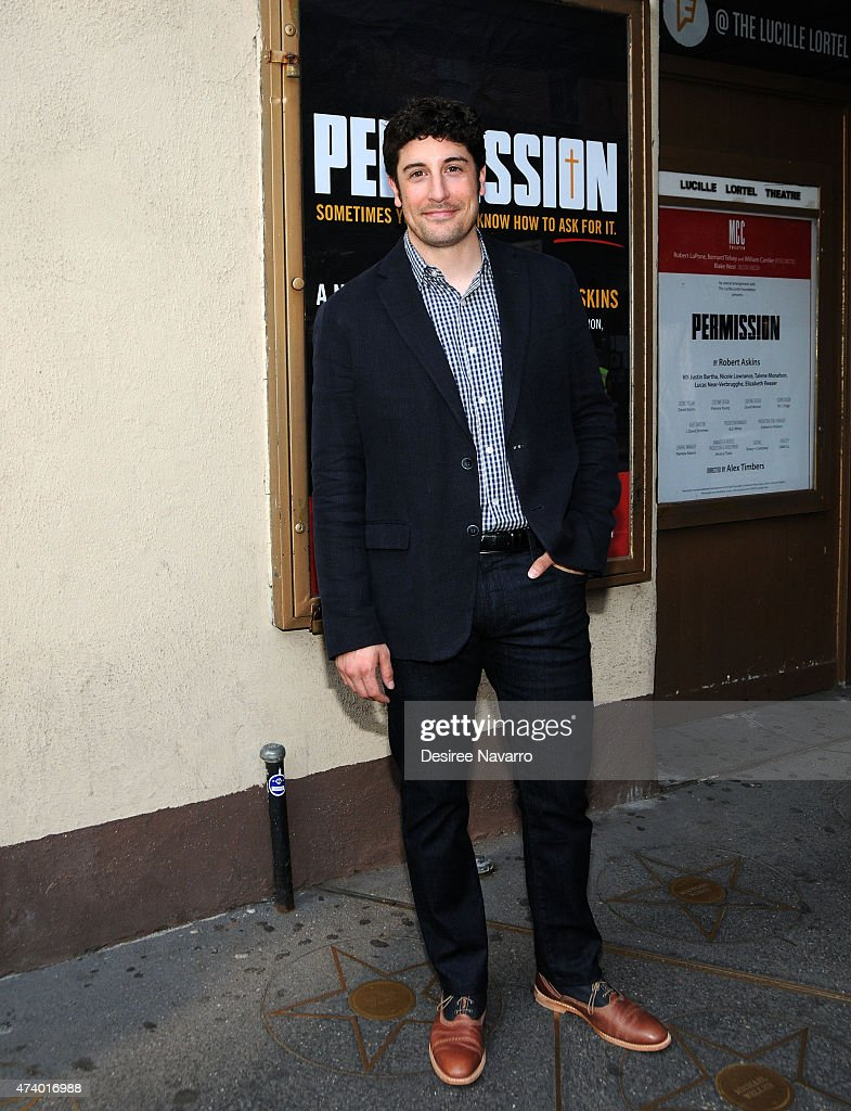 """Permission"" Opening Night - Arrivals & Curtain Call"