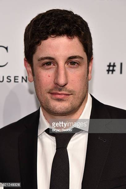 Actor Jason Biggs attends the 4th Annual IWC Schaffhausen 'For The Love Of Cinema' dinner at Spring Studios on April 14 2016 in New York City