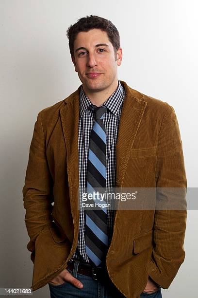 Actor Jason Biggs poses for portrait session to promote American Pie ` The Reunion on April 172012 in LondonEngland