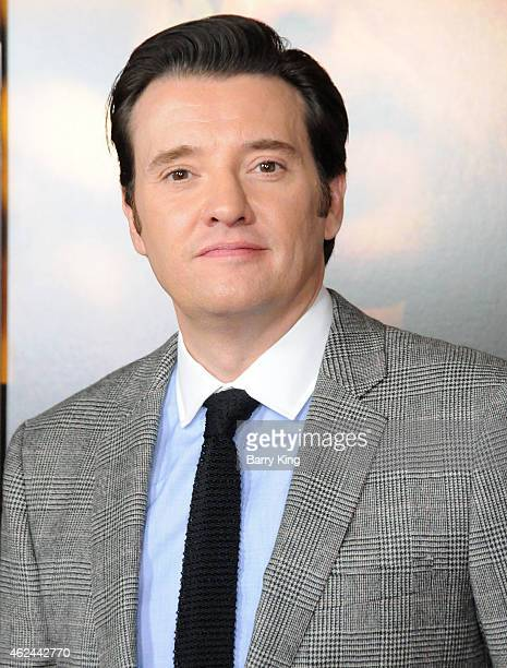 Actor Jason Butler Harner arrives at the Los Angeles Premiere of 'Blackhat' at TCL Chinese Theatre IMAX on January 8 2015 in Hollywood California