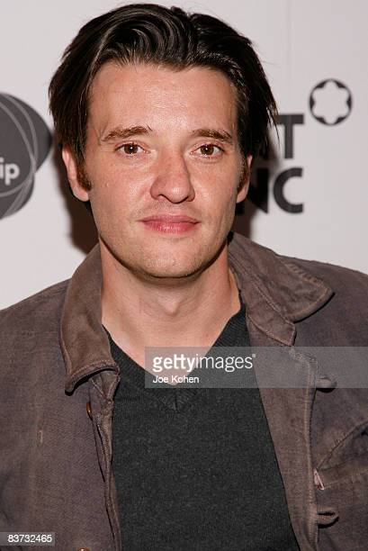 Actor Jason Butler Harner attends the after party for the 8th Annual 24 Hour Plays on Broadway at The Opera Ballroom in The China Club on November 17...