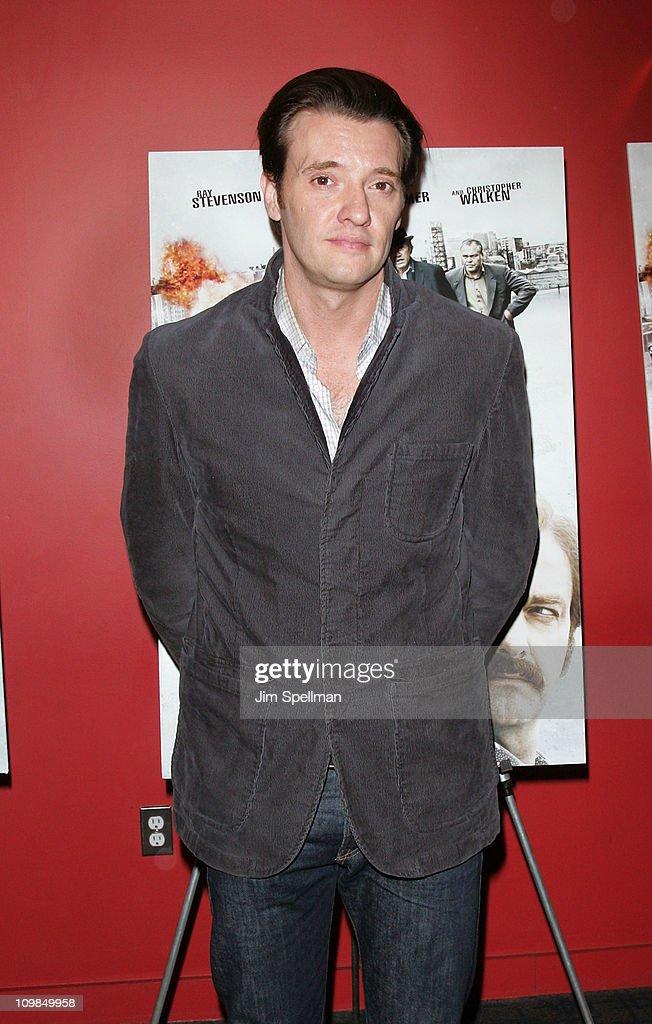 """Kill The Irishman"" New York Premiere - Arrivals : News Photo"