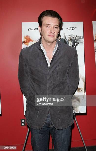 Actor Jason Butler Harner attends the premiere of Kill the Irishman at Landmark's Sunshine Cinema on March 7 2011 in New York City