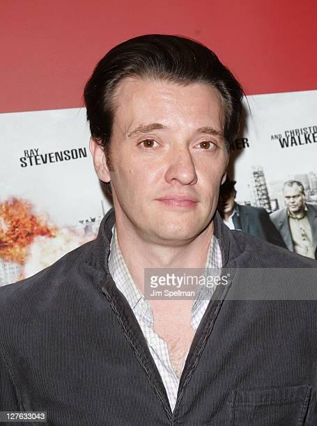 Actor Jason Butler Harner attends the premiere of 'Kill the Irishman' at Landmark's Sunshine Cinema on March 7 2011 in New York City