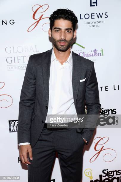 Actor Jason Canela attends inClusion ClubHouse hosts 4th Annual Special Needs Family Prom at Loews Hollywood Hotel on June 3 2017 in Hollywood...
