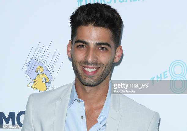 Actor Jason Canela attends the 8th annual Thirst Gala at The Beverly Hilton Hotel on April 18 2017 in Beverly Hills California