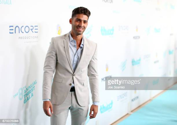 Actor Jason Canela attends the Thirst Project's 8th Annual thirst Gala at Beverly Hills Hotel on April 18 2017 in Beverly Hills California