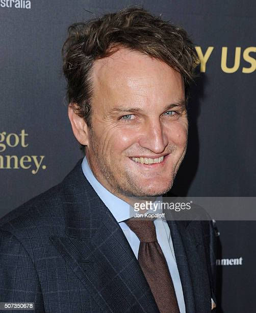 Actor Jason Clarke arrives at the 2016 G'Day Los Angeles Gala at Vibiana on January 28 2016 in Los Angeles California