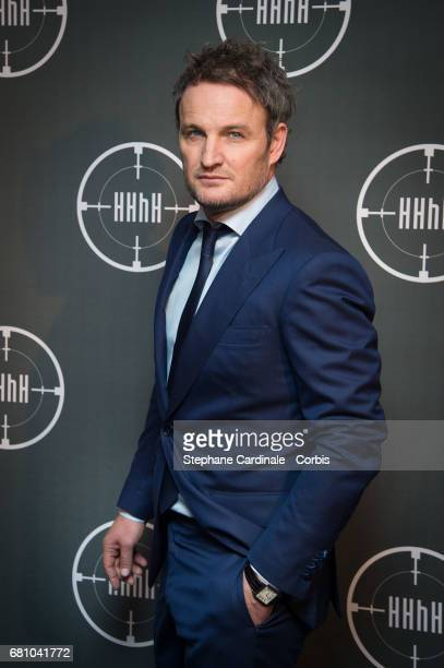 Actor Jason Clarke at Cinema UGC Normandie on May 9 2017 in Paris France