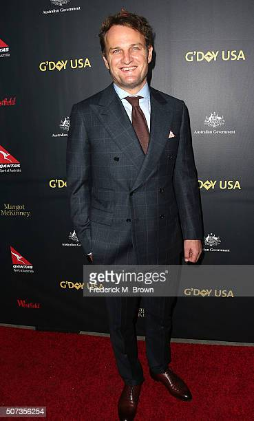 Actor Jason Clarke attends the 2016 G'Day Los Angeles Gala at Vibiana on January 28 2016 in Los Angeles California