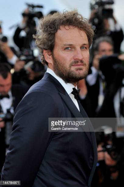 Actor Jason Clarke attends the 'Lawless' Premiere during the 65th Annual Cannes Film Festival at Palais des Festivals on May 19 2012 in Cannes France