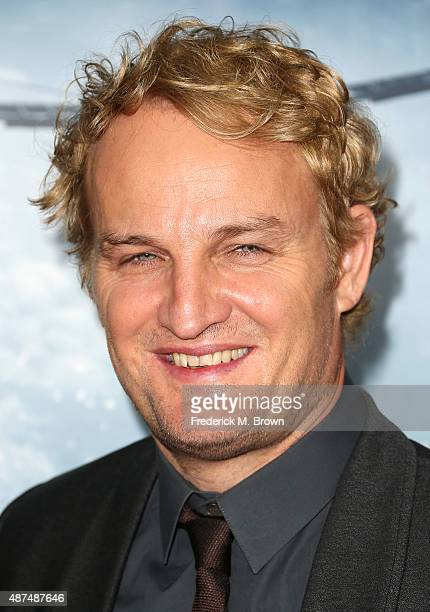 Actor Jason Clarke attends the Premiere of Universal Pictures' Everest at the TCL Chinese 6 Theatre on September 9 2015 in Hollywood California