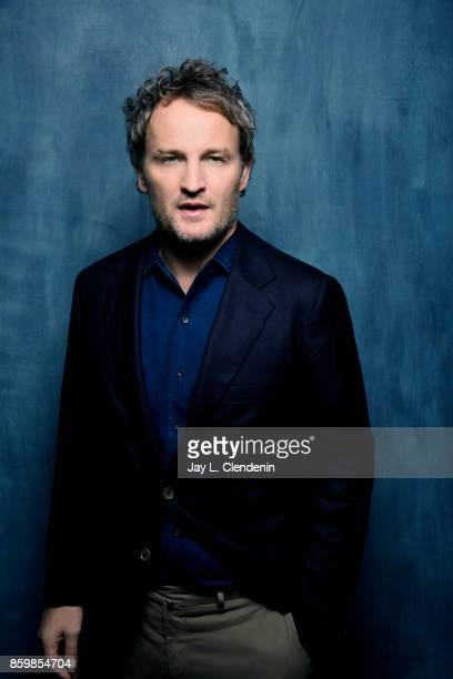 Actor Jason Clarke from the film Mudbound poses for a portrait at the 2017 Toronto International Film Festival for Los Angeles Times on September 12...