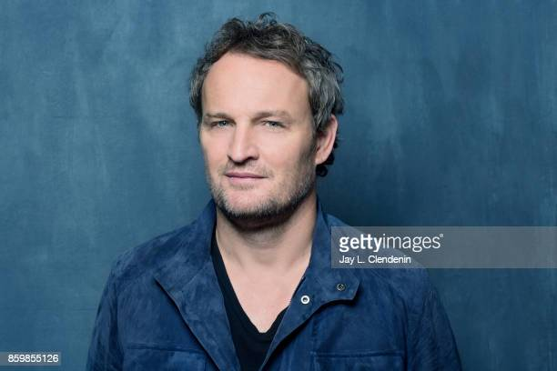 Actor Jason Clarke from the film 'Mudbound' poses for a portrait at the 2017 Toronto International Film Festival for Los Angeles Times on September...