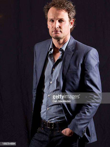 Actor Jason Clarke is photographed for USA Today on December 1 2012 in Beverly Hills California