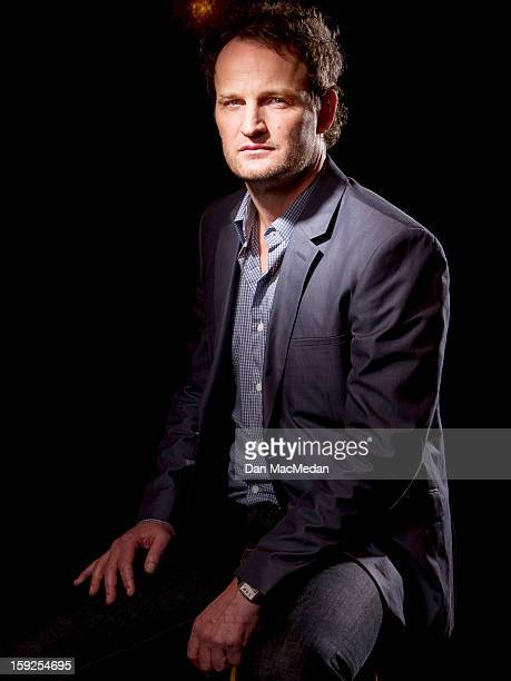 Actor Jason Clarke is photographed for USA Today on December 1 2012 in Beverly Hills California PUBLISHED IMAGE