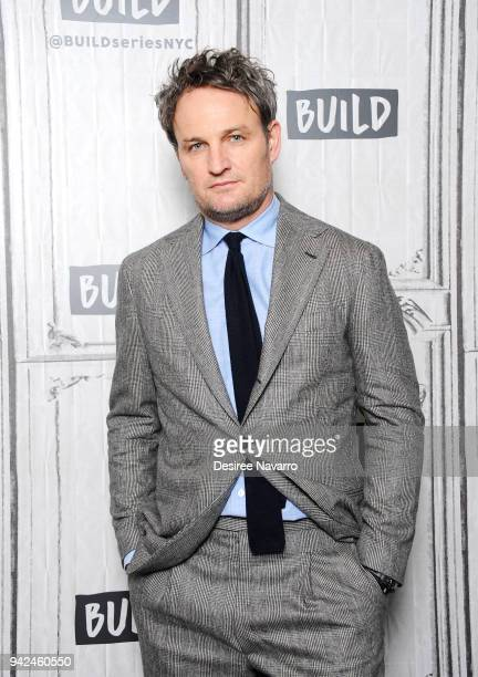 Actor Jason Clarke visits Build Series to discuss 'Chappaquiddick' at Build Studio on April 5 2018 in New York City