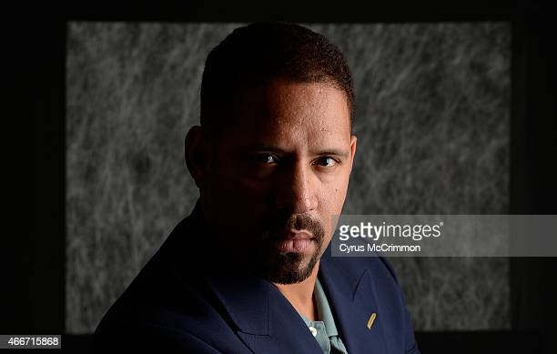 Actor Jason Delane will portray Malcom X in the Denver Center Theatre Company's production of 'One Night in Miami' on Friday March 13 2015 The...