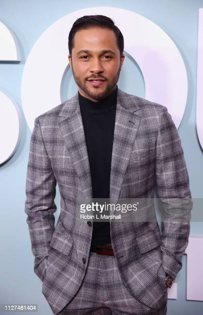 Actor Jason Dirden attends BET's 'American Soul' Red Carpet at Wolf Theatre on February 04 2019 in North Hollywood California