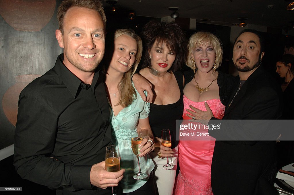 David Gest Celebrates First Showing Of New Reality Series : News Photo