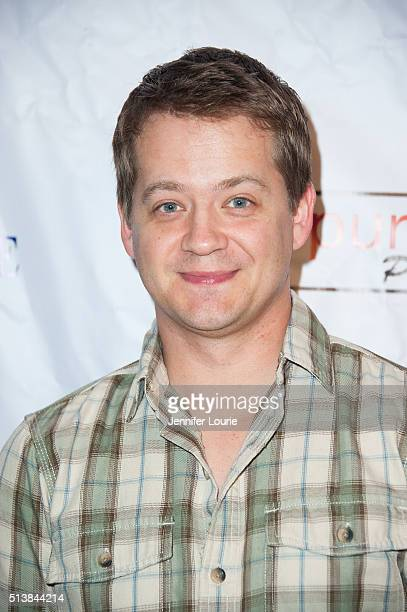 Actor Jason Earles arrives at the ShoWorks Entertainment celebrates Young Hollywood event on March 4 2016 in Toluca Lake California