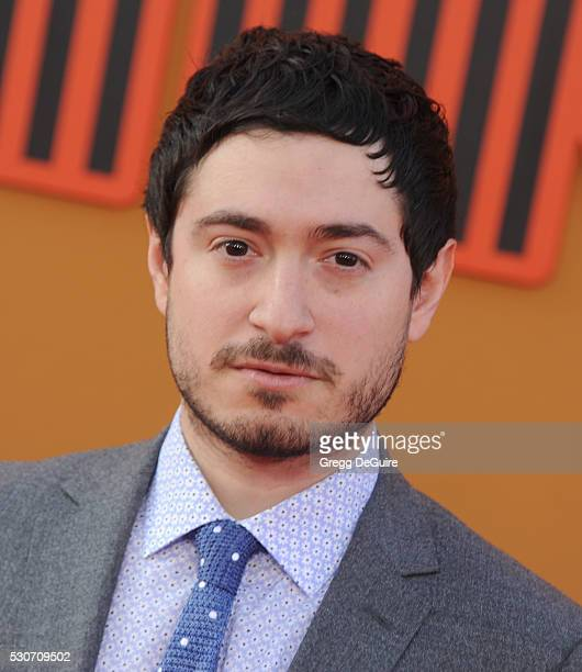 Actor Jason Fuchs arrives at the premiere of Warner Bros Pictures' The Nice Guys at TCL Chinese Theatre on May 10 2016 in Hollywood California
