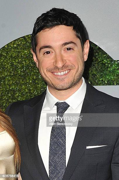 Actor Jason Fuchs attends GQ Men of The Year Party at Chateau Marmont on December 8 2016 in Los Angeles California