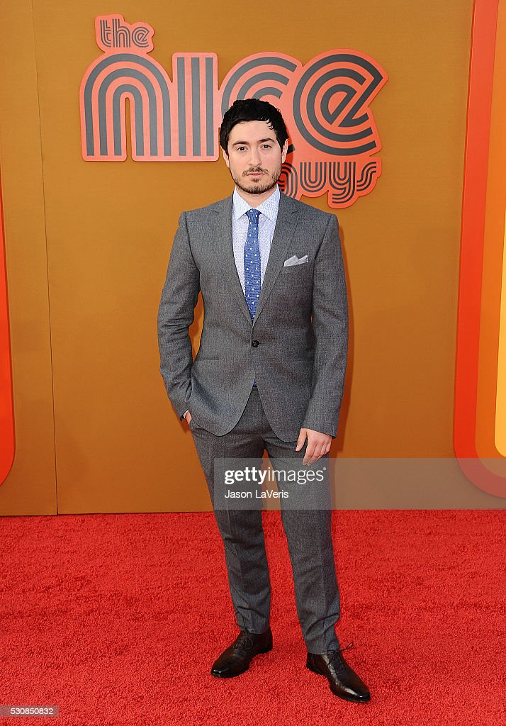 """Premiere Of Warner Bros. Pictures' """"The Nice Guys"""" - Arrivals : News Photo"""