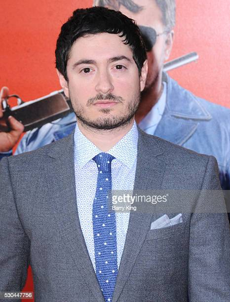Actor Jason Fuchs attends the premiere of Warner Bros Pictures' 'The Nice Guys' at TCL Chinese Theatre on May 10 2016 in Hollywood California