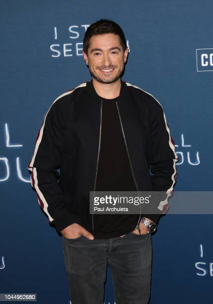 Actor Jason Fuchs attends the special screening of I Still See You at The ArcLight Sherman Oaks on October 2 2018 in Sherman Oaks California