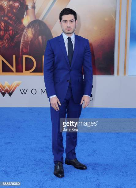 Actor Jason Fuchs attends the World Premiere of Warner Bros Pictures' 'Wonder Woman' at the Pantages Theatre on May 25 2017 in Hollywood California