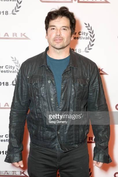 Actor Jason Gedrick attends a screening of Acts Of Desperation At Culver City Film Festival Starring Paul Sorvino Kira Reed Lorsch Jason Gedrick...