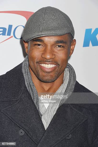 Actor Jason George attends 1027 KIIS FM's Jingle Ball 2016 at Staples Center on December 2 2016 in Los Angeles California