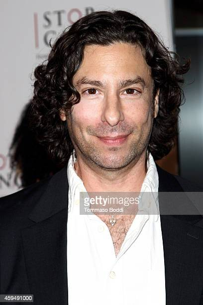 Actor Jason Gould attends the STOP CANCER annual gala honoring Lori And Michael Milken held at The Beverly Hilton Hotel on November 23 2014 in...