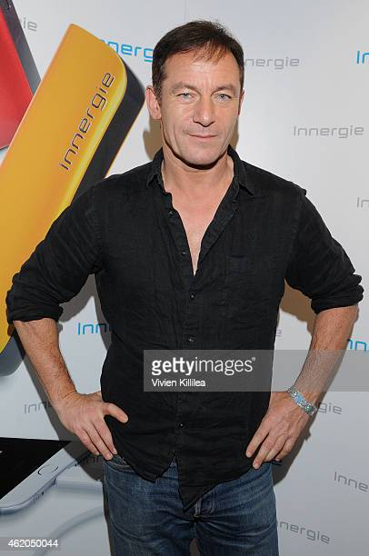 Actor Jason Isaacs attends Kari Feinstein's Style Lounge Presented By Aruba during 2015 Park City on January 23, 2015 in Park City, Utah.