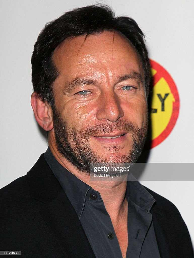 Actor Jason Isaacs attends the premiere of The Weinstein Company's 'Bully' at the Mann Chinese 6 on March 26, 2012 in Los Angeles, California.