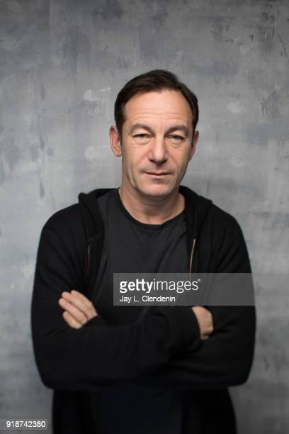 Actor Jason Isaacs, from the film 'The Death of Stalin,' is photographed for Los Angeles Times on January 21, 2018 in the L.A. Times Studio at Chase...