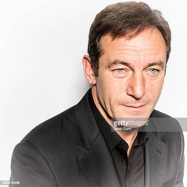 Actor Jason Issacs is photographed for Empire magazine on March 29 2015 in London England