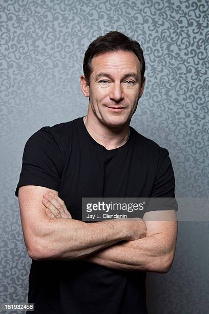 Actor Jason Isaacs is photographed for Los Angeles Times on January 19 2013 in Park City Utah PUBLISHED IMAGE CREDIT MUST READ Jay L Clendenin/Los...
