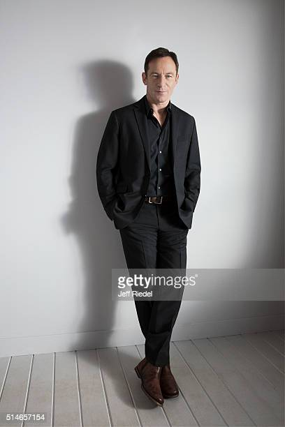 Actor Jason Isaacs is photographed for TV Guide Magazine on January 15 2015 in Pasadena California
