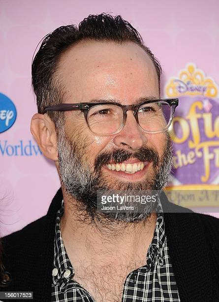 Actor Jason Lee attends the premiere of 'Sofia The First Once Upon a Princess' at Walt Disney Studios on November 10 2012 in Burbank California