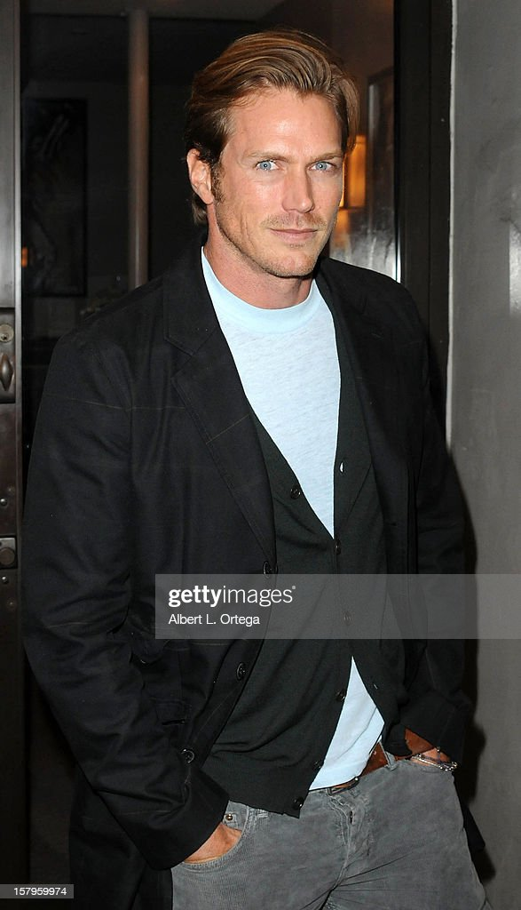 Actor Jason Lewis arrives for the Screening Of 'Bad Kids Go To Hell' held at Laemmle Music Hall Theater on December 7, 2012 in Beverly Hills, California.