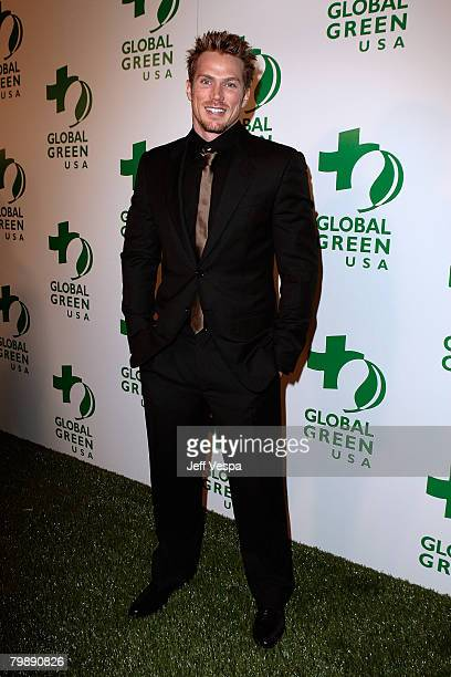Actor Jason Lewis attends Global Green USA's 5th Annual Pre Oscar Party at Avalon Hollywood on February 20 2008 in Los Angeles California
