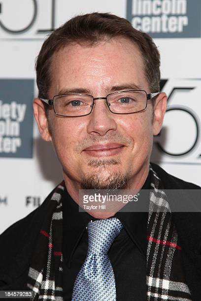 Actor Jason London attends the 'Dazed And Confused' 20th anniversary during the 51st New York Film Festival at Alice Tully Hall at Lincoln Center on...