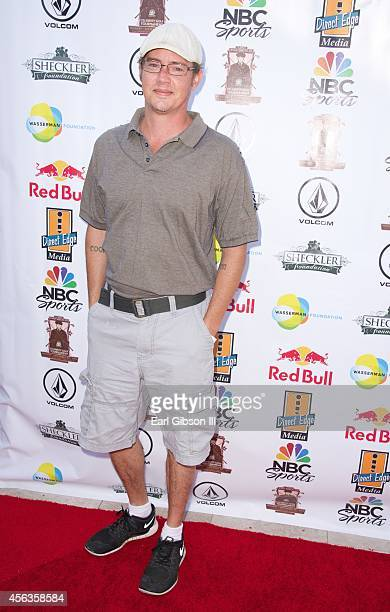 Actor Jason London attends the Ryan Sheckler's 7th Annual Celebrity Golf Tournament at Trump National Golf Club on September 29 2014 in Rancho Palos...